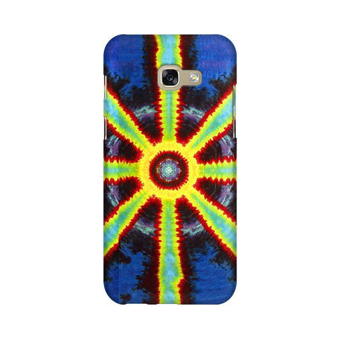 Tie & Die Pattern Samsung A5 2017 Phone Cover