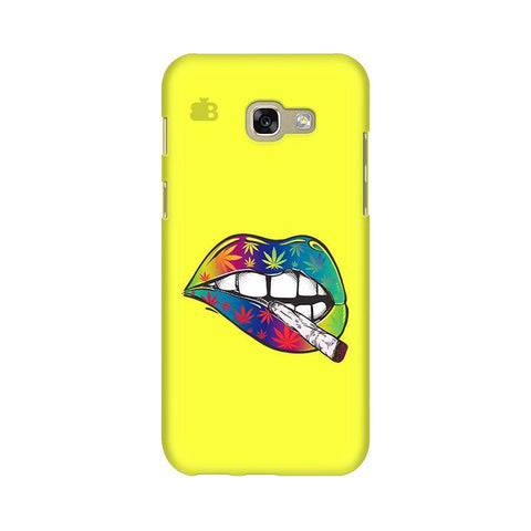 Trippy Lips Samsung A5 2017 Phone Cover