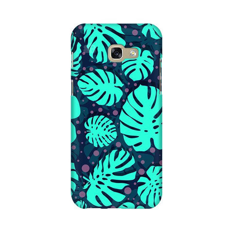 Tropical Leaves Pattern Samsung A5 2017 Phone Cover
