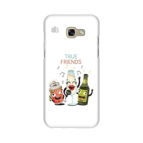 True Friends Samsung A5 2017 Phone Cover