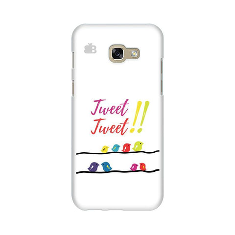 Tweet Tweet Samsung A5 2017 Phone Cover