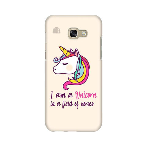 Unicorn in Horses Samsung A5 2017 Phone Cover