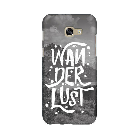 Wanderlust Samsung A5 2017 Phone Cover