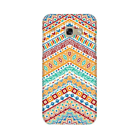 Wavy Ethnic Art Samsung A5 2017 Phone Cover