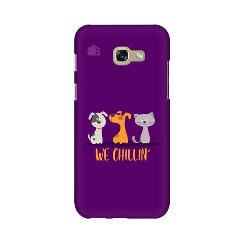 We Chillin Samsung A5 2017 Phone Cover