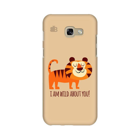 Wild About You Samsung A5 2017 Phone Cover