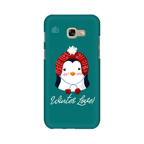Winter Love Samsung A5 2017 Phone Cover