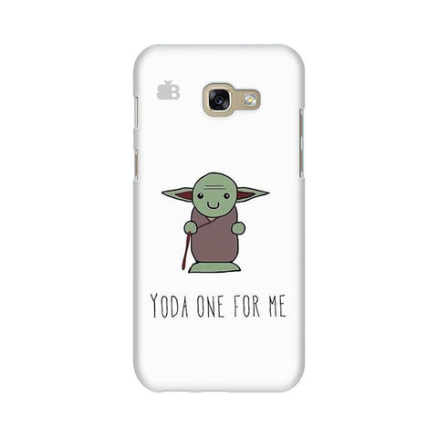 Yoda One Samsung A5 2017 Phone Cover