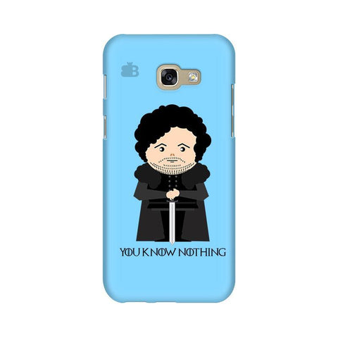 You Know Nothing Samsung A5 2017 Phone Cover