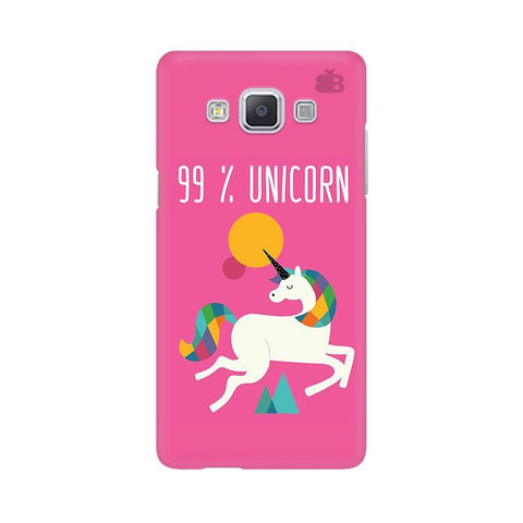 99% unicorn Samsung A5 Phone Cover