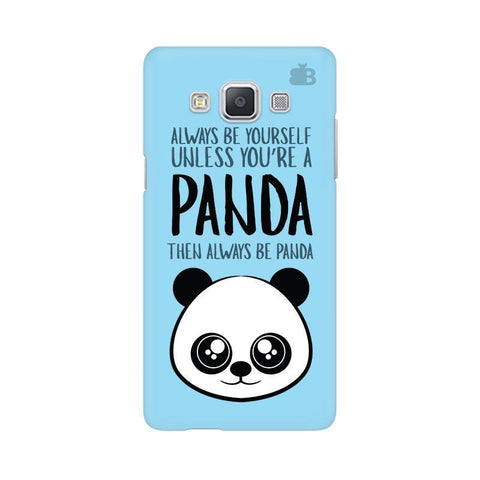 Always be panda Samsung A5 Phone Cover