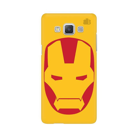 Angry Superhero Mask Samsung A5 Phone Cover