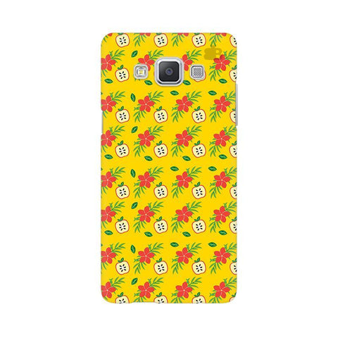 Apples & Flowers Samsung A5 Phone Cover