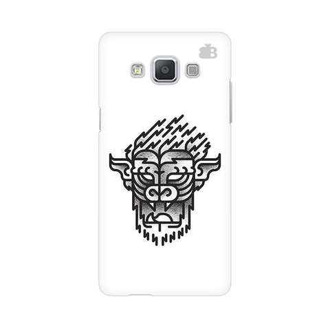 Arty Lion Samsung A5 Phone Cover