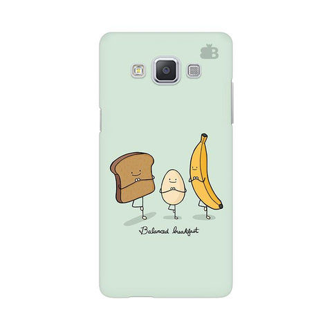 Balanced Breakfast Samsung A5 Phone Cover
