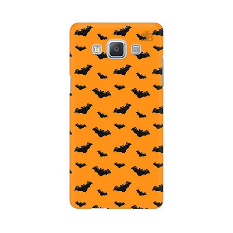 Bats Pattern Samsung A5 Phone Cover
