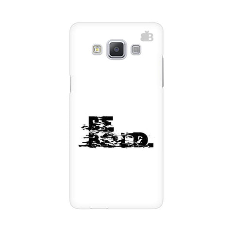 Be Bold Samsung A5 Phone Cover