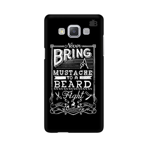 Beard Fight Samsung A5 Phone Cover