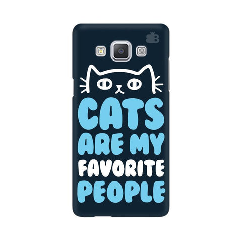 Cats favorite People Samsung A5 Phone Cover