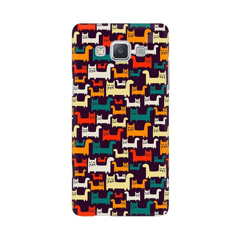 Chill Cats Samsung A5 Phone Cover