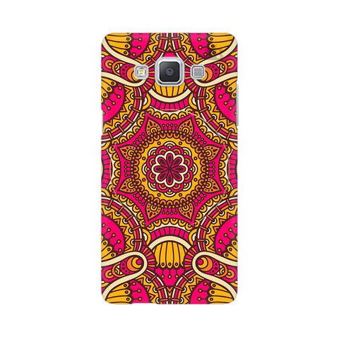 Colorful Ethnic Art Samsung A5 Phone Cover