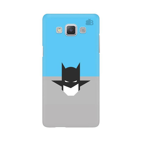 Cracked Maskman Samsung A5 Phone Cover