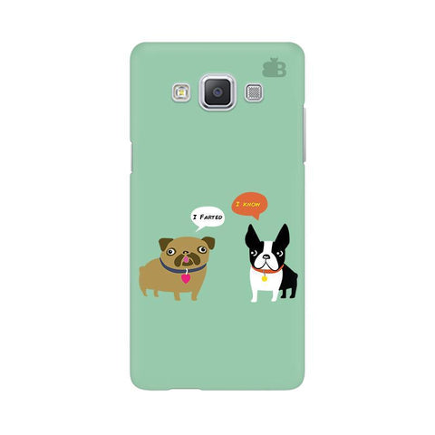 Cute Dog Buddies Samsung A5 Phone Cover