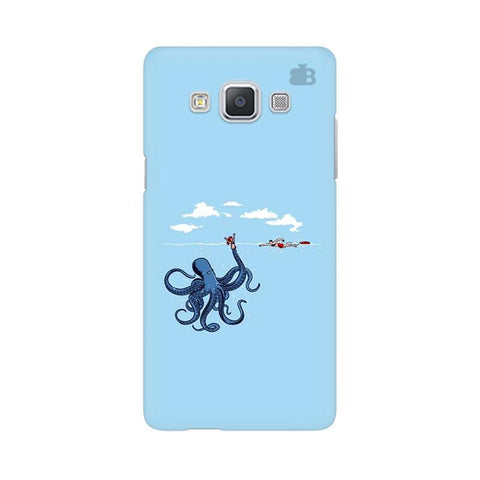 Decepetive Octopus Samsung A5 Phone Cover