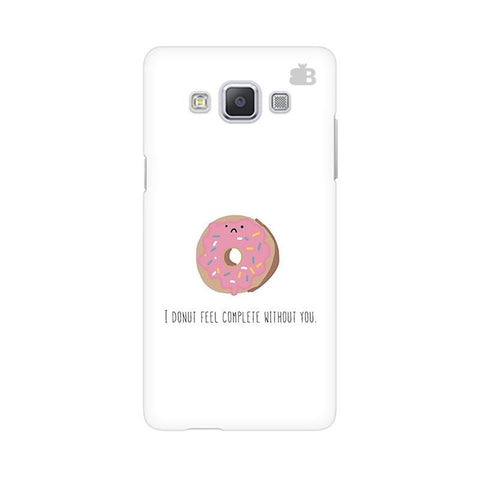 Donut Feel Complete Samsung A5 Phone Cover