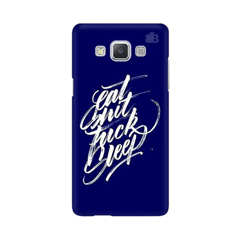 Eat Sleep Samsung A5 Phone Cover