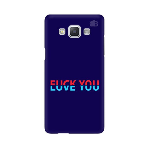 F L You Samsung A5 Phone Cover