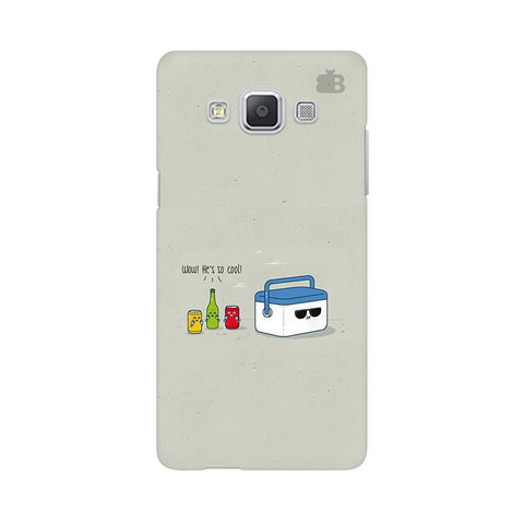 He is Cool Samsung A5 Phone Cover