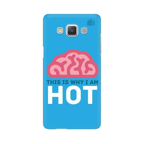 Intellectually Hot Samsung A5 Phone Cover