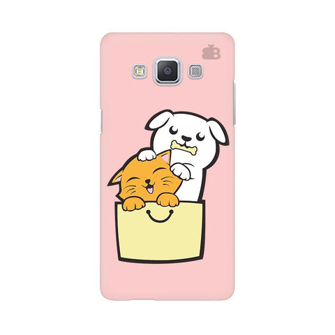 Kitty Puppy Buddies Samsung A5 Phone Cover