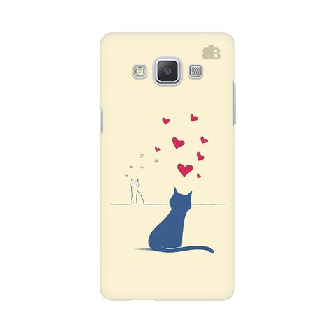 Kitty in Love Samsung A5 Phone Cover