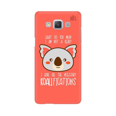 Koalifications Samsung A5 Phone Cover