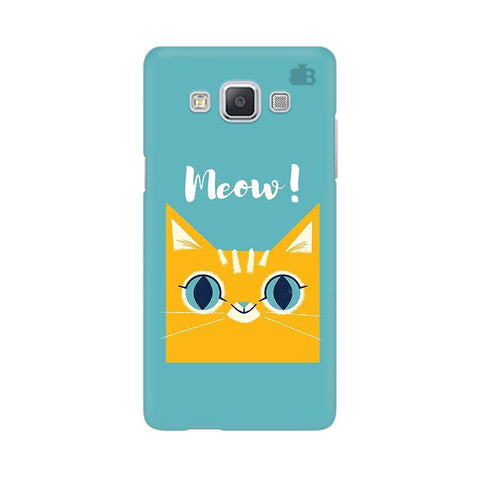 Meow Samsung A5 Phone Cover