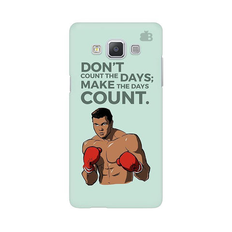 Muhammad Ali Samsung A5 Phone Cover