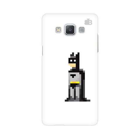 Pixelated Superhero Samsung A5 Phone Cover