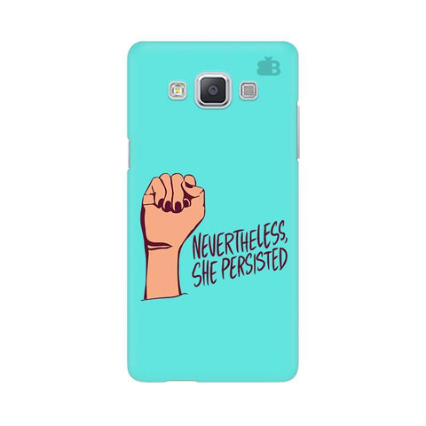 She Persisted Samsung A5 Phone Cover