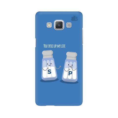 Spice My Life Samsung A5 Phone Cover