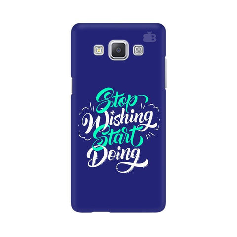 Start Doing Samsung A5 Phone Cover
