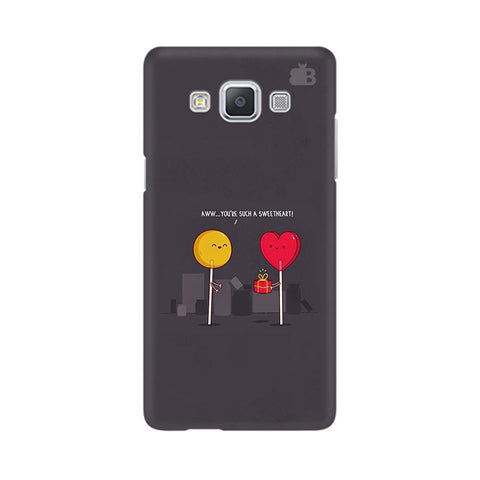 Sweetheart Samsung A5 Phone Cover