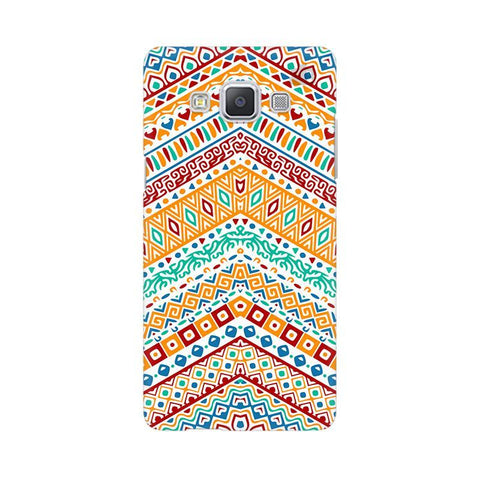 Wavy Ethnic Art Samsung A5 Phone Cover