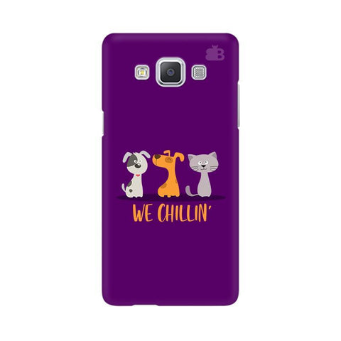 We Chillin Samsung A5 Phone Cover