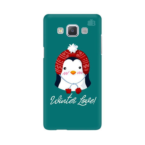 Winter Love Samsung A5 Phone Cover