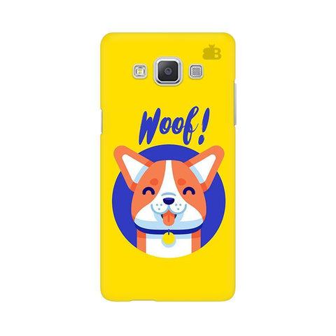 Woof Samsung A5 Phone Cover