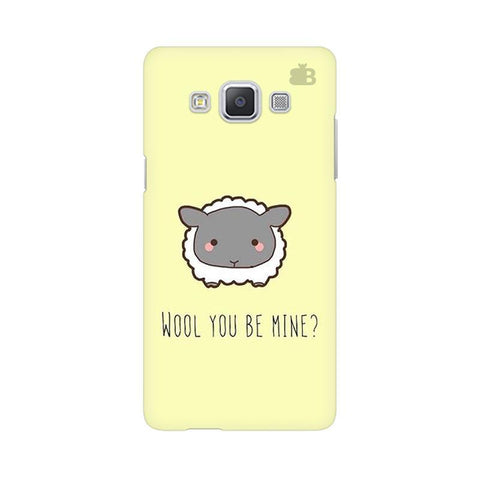 Wool Samsung A5 Phone Cover
