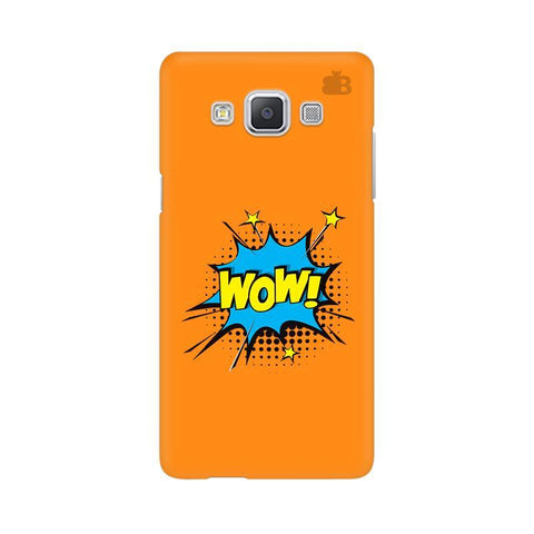 Wow! Samsung A5 Phone Cover