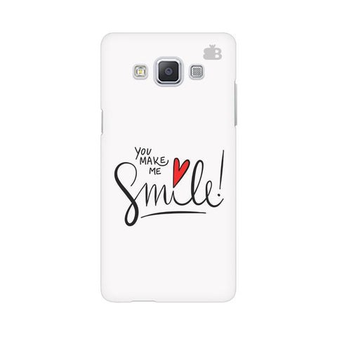 You make me Smile Samsung A5 Phone Cover